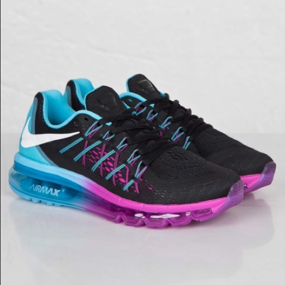 quality design 767ea a5a1b NIKE Air Max 2015 Clearwater Running Sneakers 7.5.  M 5bf9c2a2e944ba66911d2bc0